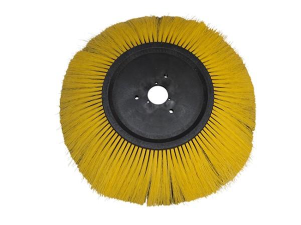 Seitenbesen/Tellerbesen – Ø 280 mm/530 mm/2 Reihen