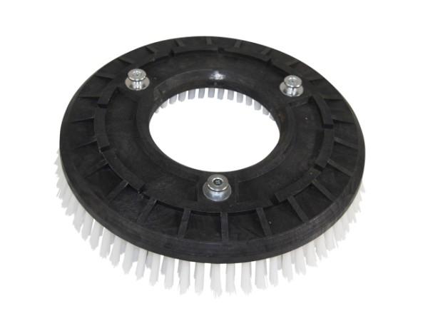 Tellerbürste weich – Ø 330 mm, Poly 0,45 mm
