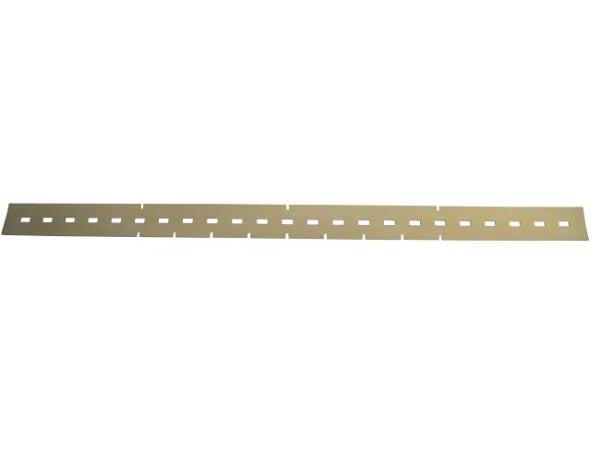 Sauglippe vorne, 1070 x 62 x 3 mm