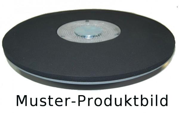 Treibteller - Ø 505 mm, mit Gummihaftbelag für Schleifpapier