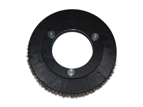 Tellerbürste - Ø 320/360 mm - 5 Komponenten Borsten-Mix