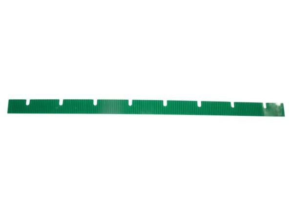 Sauglippe vorne oder hinten, 740 x 40 mm