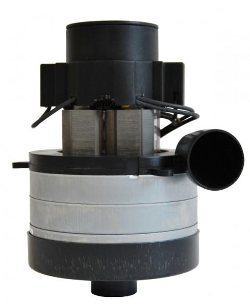Staubsaugermotor / Saugturbine - 24V, 500 Watt, GH 198 mm, TH 95 mm, TD 144 mm