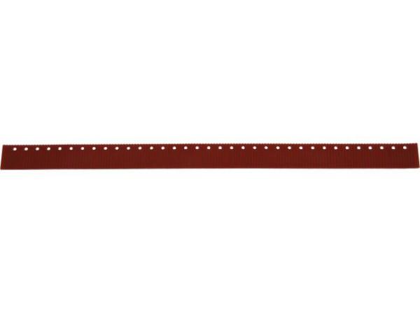 Sauglippe vorne, 725 x 46 x 3 mm