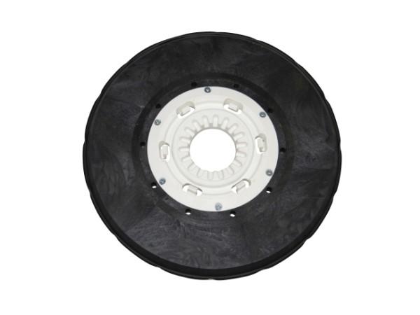 Tellerbürste - Ø 380 mm - PP (Polypropylen) 0,50 mm
