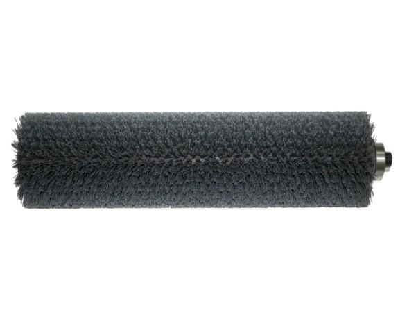 Bürstwalze/Walzenbürste - 375/100 mm mit Kugellager - Grit/Tynex 0,35 mm