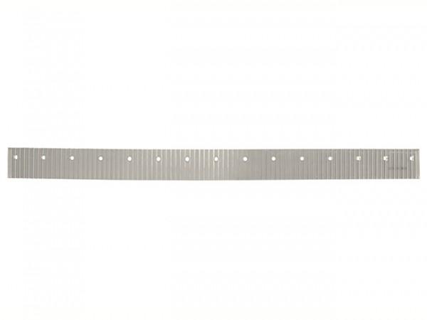 Sauglippe vorne, 435 x 32 x 3 mm