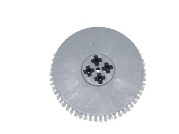 Tellerbürste - Ø 255 mm - Nylon 0,40 mm/0,50 mm