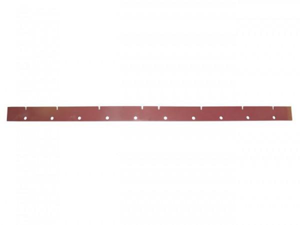 Sauglippe vorne, 890x45x4 mm