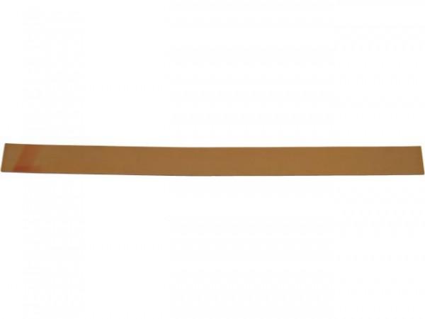 Sauglippe hinten, 715 x 52 x 5 mm