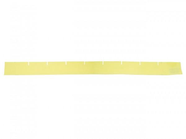 Sauglippe vorne, 800 x 56 x 3 mm Schlitz 85 mm