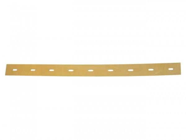 Sauglippe hinten, 1033 x 60 x 4 mm