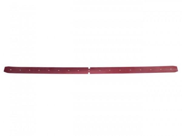 Sauglippe vorne, 1225 x 50 x 3 mm
