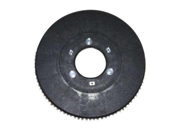 Tellerbürste - Ø 442 mm - PP (Polypropylen) 0,30 mm