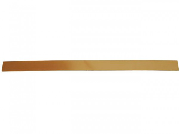 Sauglippe hinten, 1050 x 65 x 6 mm