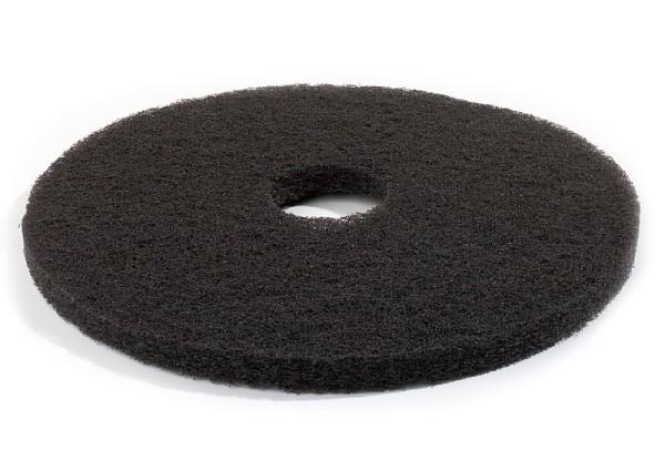 Super-Bodenreinigungs-Pads -Schwarz-, Inhalt: 5 Stück
