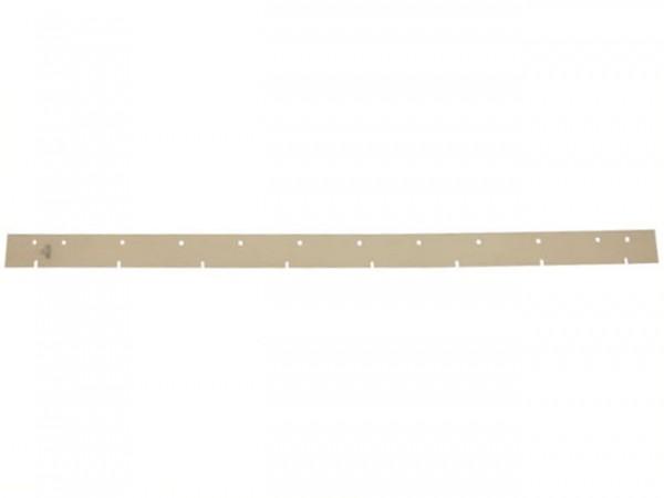 Sauglippe vorne, 850 x 45 x 3 mm