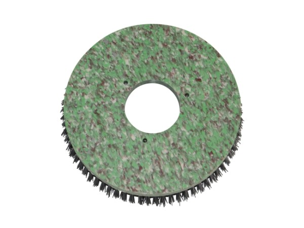Tellerbürste - Ø 290/315 mm, ohne Flansch - Nylon 1,2 mm