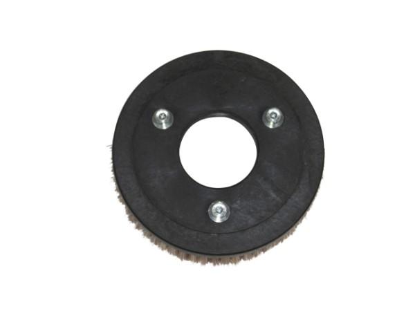 Tellerbürste - Ø 250/260 mm - 5 Komponenten Borsten-Mix