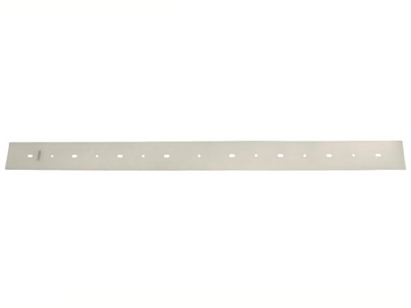 Sauglippe hinten, 750 x 56 x 3 mm