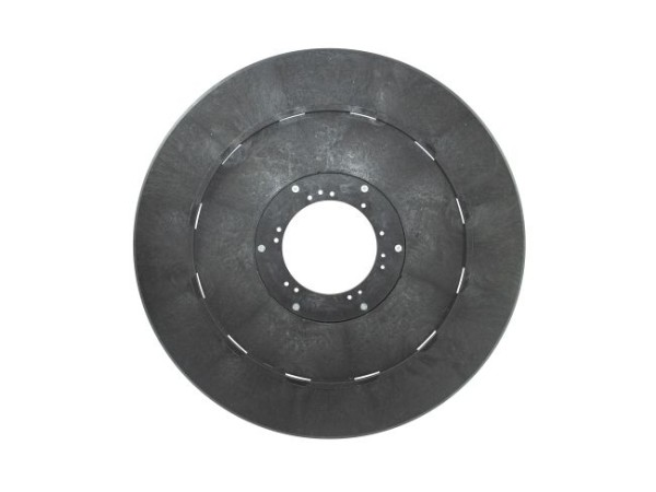 Tellerbürste - Ø 535/550 mm - PP (Polypropylen) 0,70 mm