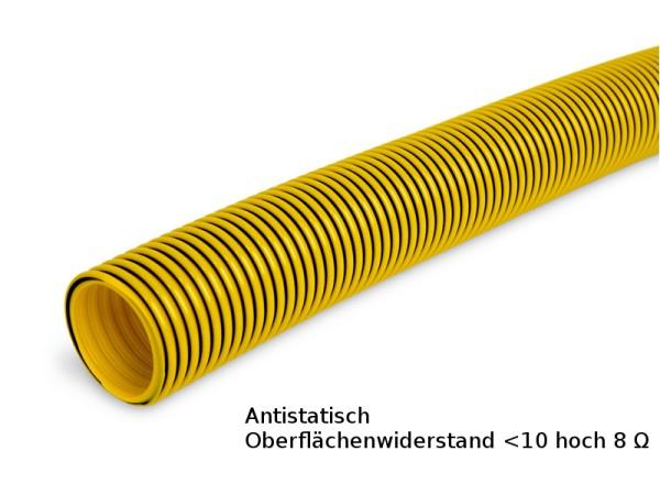 Saugschlauch Innendurchmesser 32 mm - antistatisch-