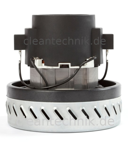 Staubsaugermotor / Saugturbine - 230V, 1100 Watt, GH 136 mm, TH 50 mm, TD 144 mm