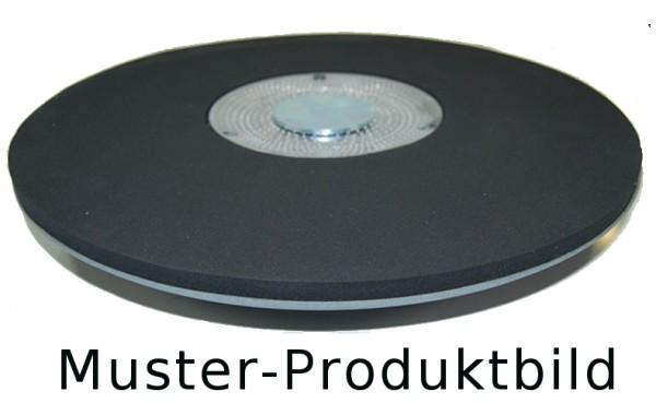 Treibteller - Ø 430 mm, mit Gummi-Haftbelag für Schleifpapier