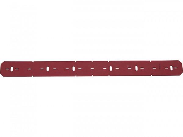 Sauglippe vorne, 552 x 50 x 3 mm