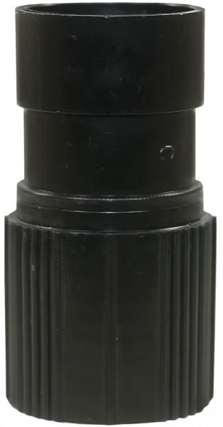 Muffe Kesselseite für Hersteller Ghibli, Schlauchseite 38 mm