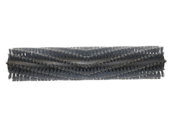 Bürstwalze/Walzenbürste - 678/150 mm/6+6R V-Besatz - Grit/Tynex 0,6/0,70 mm