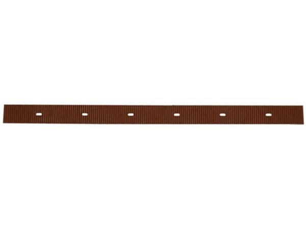 Sauglippe vorne, 725 x 45 x 3 mm