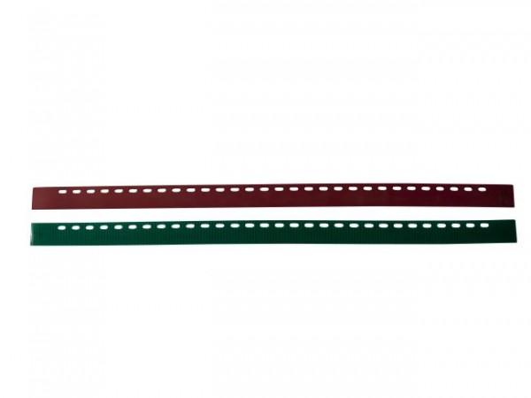 Sauglippensatz, 845 mm(Satz 1xrot+1xgrün)
