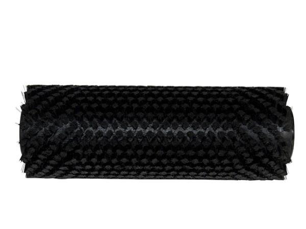Bürstwalze/Walzenbürste - 244/85 mm Stirn schräg - PP (Polypropylen) 0,2 mm