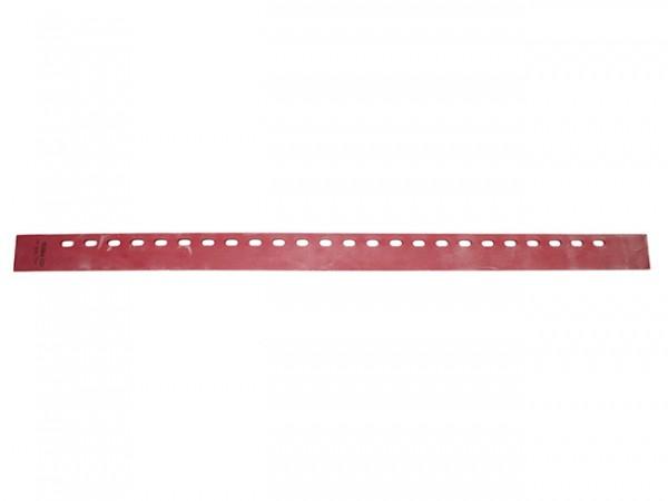 Sauglippe hinten, 694 x 40 mm