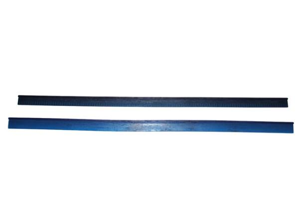 Sauglippensatz, 1065 mm/ 1100mm-Satz 1xvorne+1xhinten