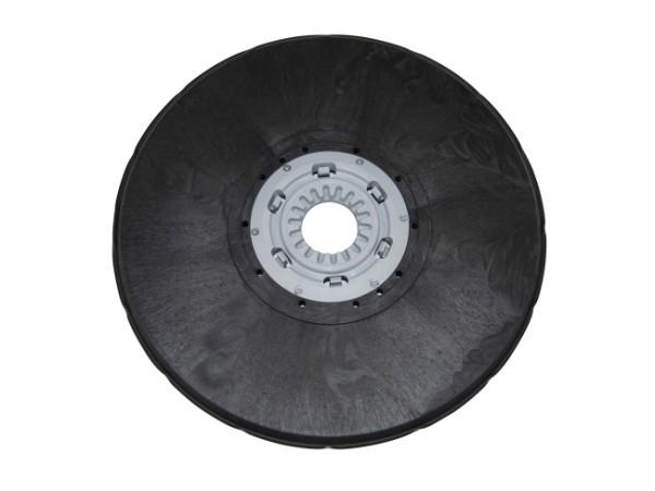 Tellerbürste - Ø 505 mm - Grit/Tynex 1,2 mm