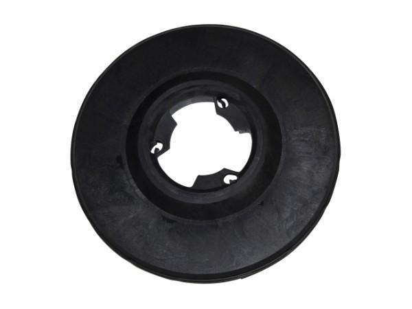 Tellerbürste - Ø 430 mm - 5 Komponenten Borsten-Mix