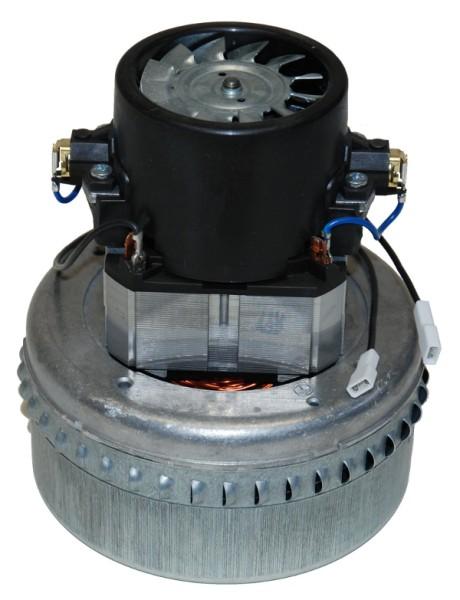 Staubsaugermotor / Saugturbine - 230V, 1000 Watt, GH 168 mm, TH 73 mm, TD 144 mm