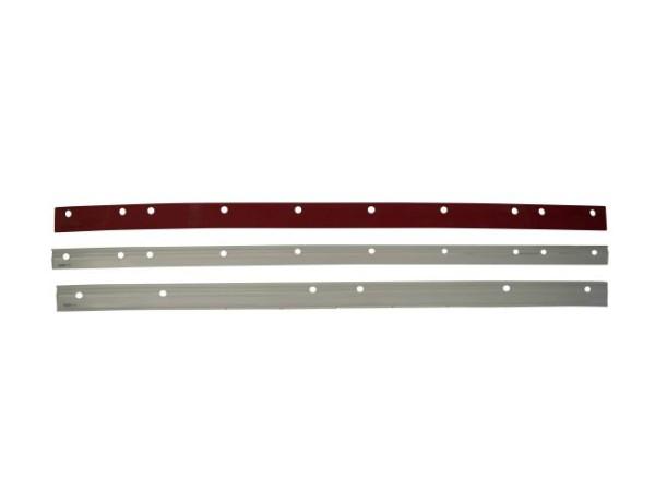 Sauglippensatz für Comac Simpla 65, vorn 965 x 45 mm - hinten 978 x 45 x 4 mm