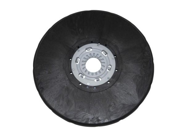Tellerbürste - Ø 505 mm - PP (Polypropylen) 0,50 mm
