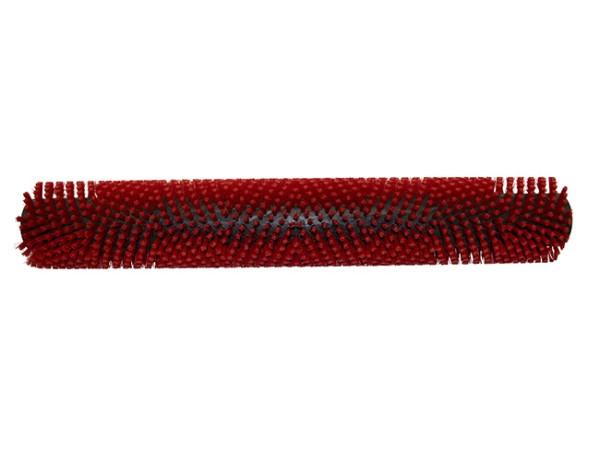 Bürstwalze/Walzenbürste - 640/105/V mit Lager - PP (Polypropylen) 0,50 mm