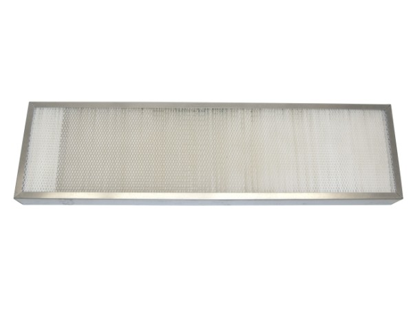 Kastenfilter, 1115 x 302 x 82 mm, Polyester