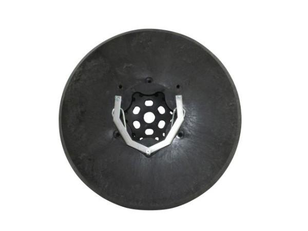 Tellerbürste - Ø 395 mm - 5 Komponenten Borsten-Mix