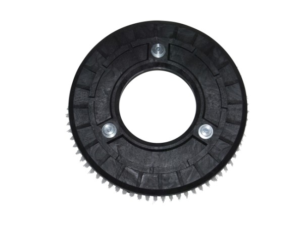 Schrubbbürste – Ø 330 mm, Poly 0,75 mm