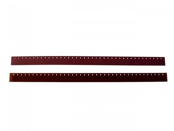Sauglippensatz, 800 x 44 mm / Satz 1 x vorne+1 x hinten