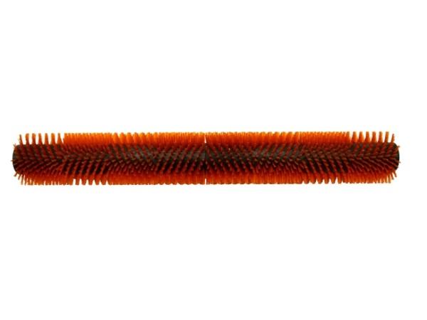 Bürstwalze/Walzenbürste - 800/110/V mit Lager - PP (Polypropylen) 0,60 mm