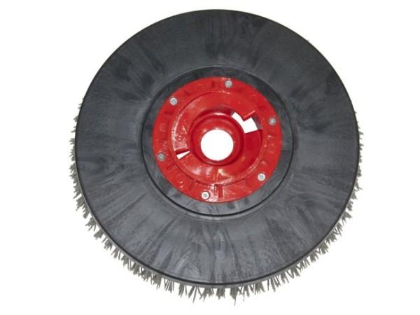 Tellerbürste - Ø 370 mm - Grit/Tynex 1,5 mm