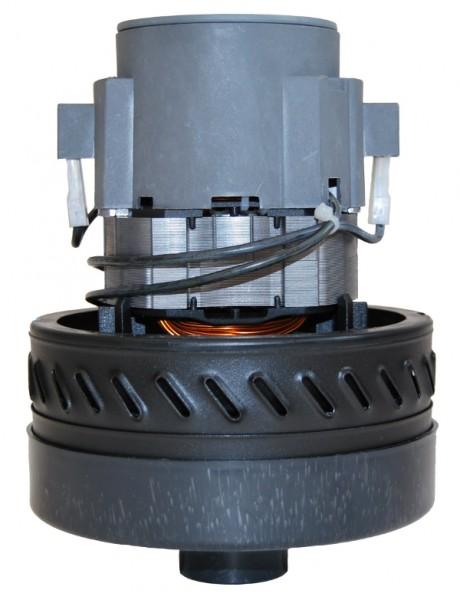Staubsaugermotor / Saugturbine - 24V, 500 Watt, GH 166 mm, TH 66 mm, TD 144 mm