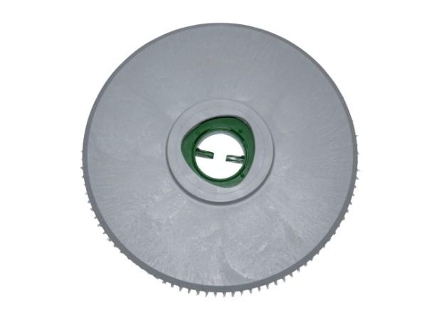 Treibteller für Reinigungspads - Ø 405 mm, mit kurzen Borsten